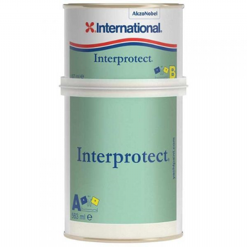 Interprotect White 750ml 2 Pack Primer